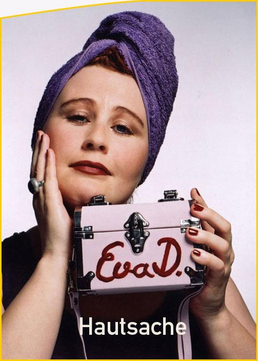 Eva D. - Solokabarett: Hautsache