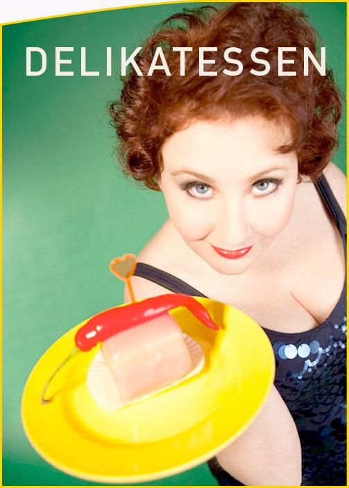 Eva D. - Solokabarett: Delikatessen